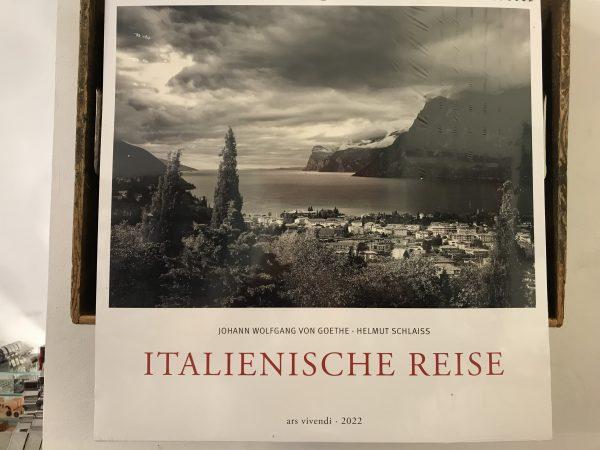 Italienische Reise Wandkalender 2022
